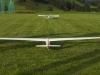 Schleppflug mit der KA8